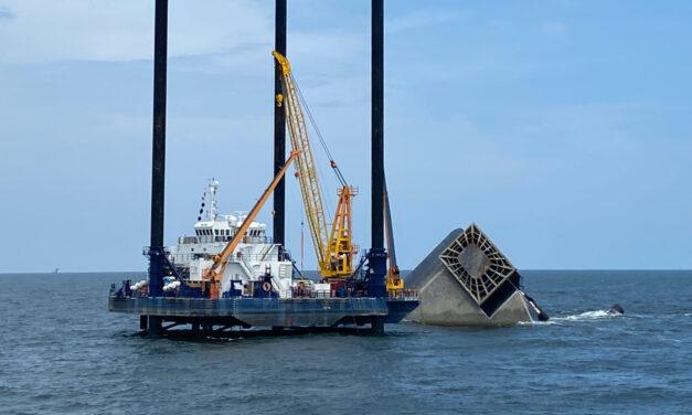 Guardia Costera: La respuesta  del «SEACOR Power» pasará a ser de salvamento