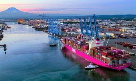 Acciones de las principales líneas navieras marcan una media de 400% de incremento sobre el periodo pre Covid-19