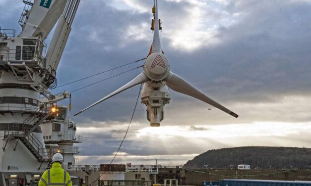 El Reino Unido debe elevar el nivel de implantación de la energía marina a 1GW para 2030