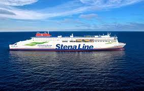 El primer buque E-Flexer ampliado de Stena Line sale a flote en China