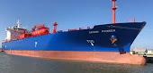 MOL se reincorpora al negocio del transporte de amoníaco con un buque de 35.000 metros cúbicos de amoníaco/GLP