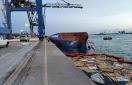 2 personas desaparecidas tras el naufragio de un buque de carga en España