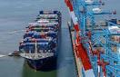 APM Terminals Elizabeth da la bienvenida al mayor buque portacontenedores que hace escala en la costa este de EE.UU.
