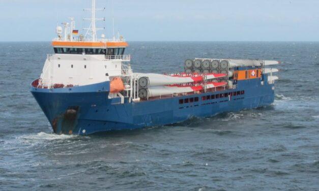 Green Shipping Line selecciona al diseñador de los buques alimentadores eólicos de la Ley Jones