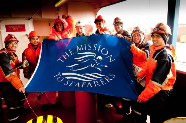 Falvey Cargo Underwriting se asocia con Mission To Seafarers para apoyar el bienestar de la gente de mar internacional