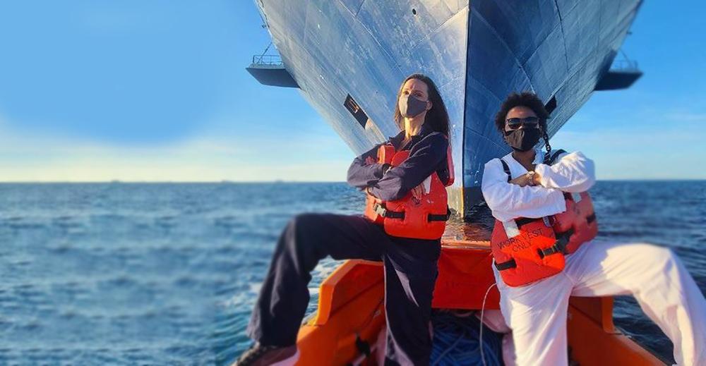 La capitana Kate vuelve a tomar el timón después de 15 meses