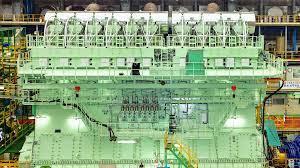 Aumento de los pedidos de los motores más grandes de WinGD en medio de una oleada de buques portacontenedores