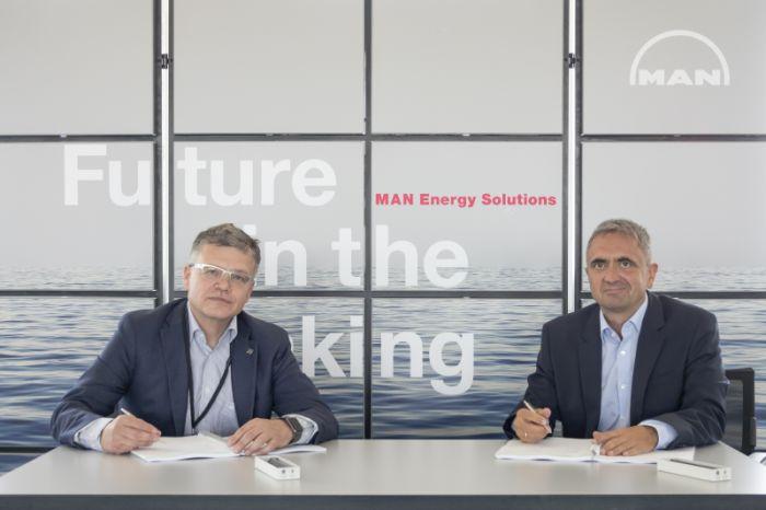 Rolls-Royce y Man Energy Solutions se unen para cooperar en «turbocompresores»