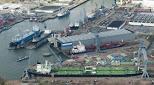 Concordia Damen firma un contrato histórico para el primer buque de hidrógeno de la historia