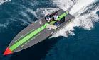 El bote eléctrico «Anvera Elab» intenta batir el récord de velocidad en el Salón Náutico de Venecia de 2021