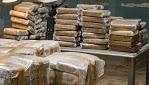 Se encuentran más de 69 libras de cocaína en un crucero