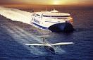 Vídeo: Brittany Ferries quiere crear «ferries voladores» con cero emisiones que rocen el mar