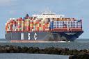 MSC continúa con su «insaciable» ola de compras de portacontenedores