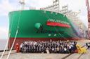 CMA CGM da la bienvenida al noveno buque de 23.000 TEU con motor de GNL «SORBONNE»