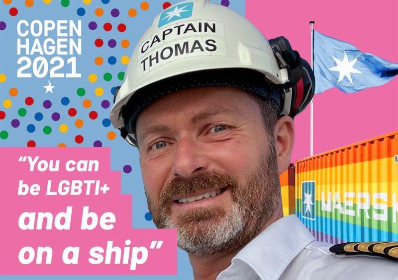 Podcast: Drag Queen entrevista al capitán Thomas, el capitán LGBTI+ más famoso del mundo