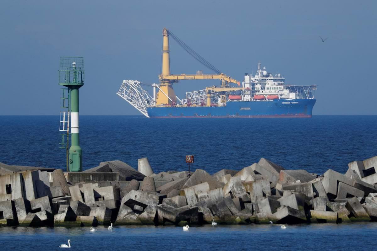Estados Unidos y Alemania ponen fin a la ruptura energética con el acuerdo Nord Stream 2