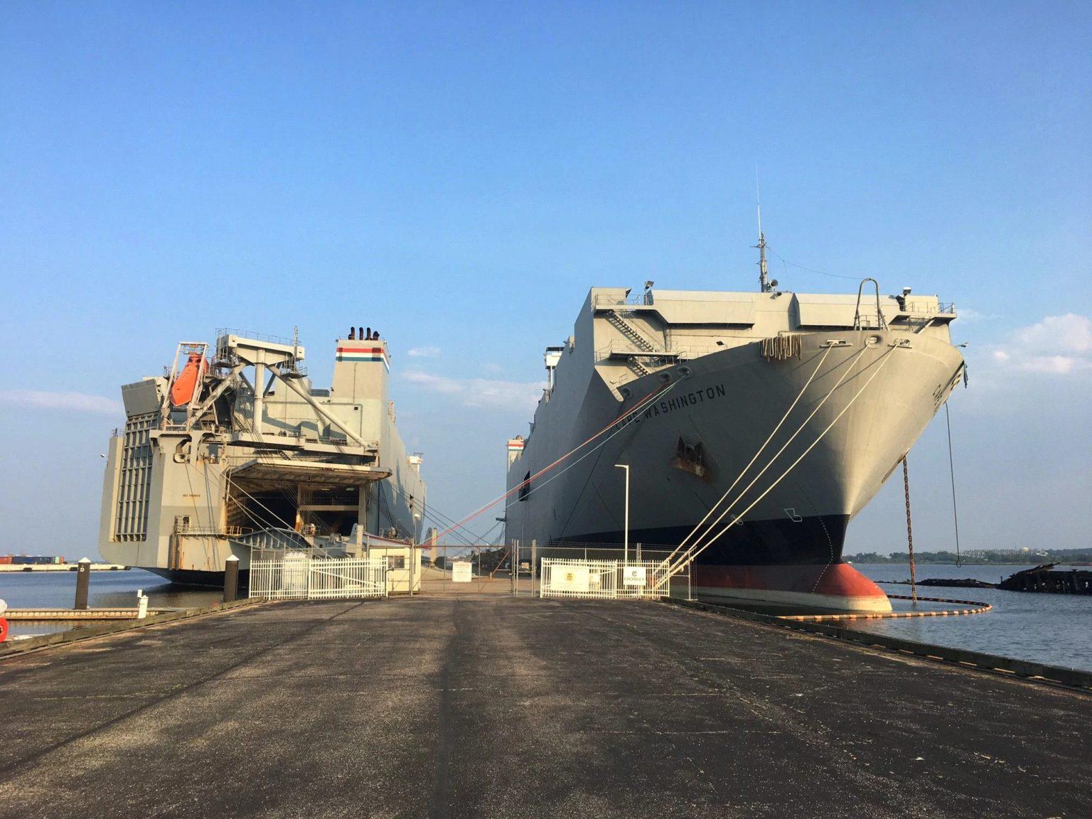 Crowley se adjudica un contrato para gestionar la adquisición de buques para la Fuerza de Reserva Preparada del MARAD