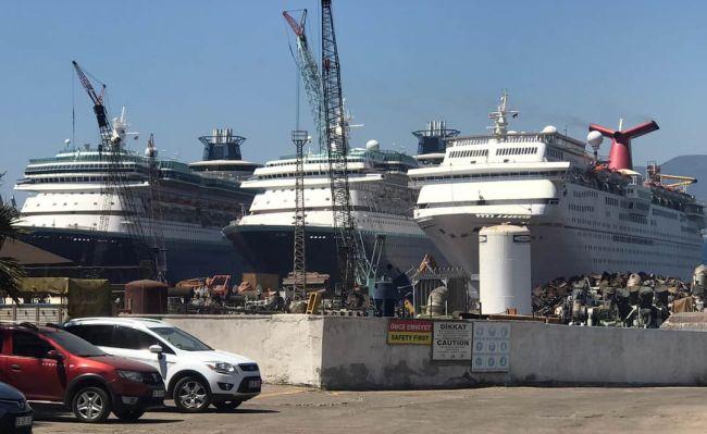 Dos trabajadores mueren durante el desguace de un buque en Turquía: Plataforma de ONGs de desguace de buques