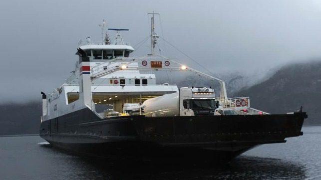 Los ferries RoRo noruegos se adaptarán a la energía de las baterías