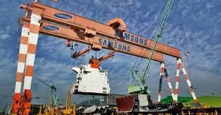 Samsung Heavy Industries construirá el primer buque de GNL sin motor del mundo