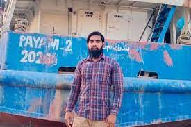 Un marino indio abandonado en Irán durante 19 meses pide ayuda