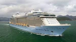 Vídeo: Hong Kong da la bienvenida al mayor buque crucero de Asia «Spectrum Of The Seas»