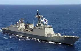 Más del 80% de la tripulación del buque de guerra surcoreano está infectada con COVID-19