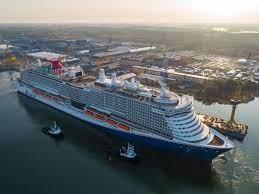 Carnival Corp. Operará hasta el 75% de la capacidad de la flota a finales de 2021