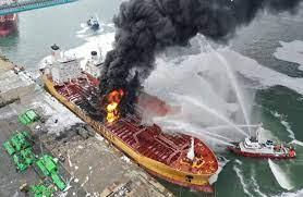Estudio de caso: Tanques de carga calentados provocan una explosión en el petrolero «Stolt Groenland»