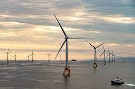 El parque eólico marino de Seagreen se somete a un estudio geotécnico