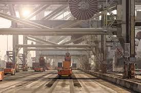 La primera terminal marítimo-ferroviaria de China aplicará sistemas de «puerto inteligente»