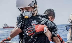 572 supervivientes necesitan desembarcar en un lugar seguro sin más demora: Ocean Viking