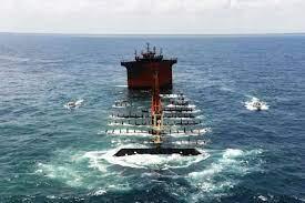 Un buque hidrográfico indio vigila los alrededores del buque «X-Press Pearl»frente a Sri Lanka
