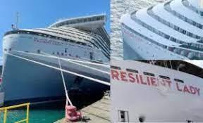 Ver: Virgin Voyages celebra un doble hito con la botadura y puesta a flote de dos nuevos buques