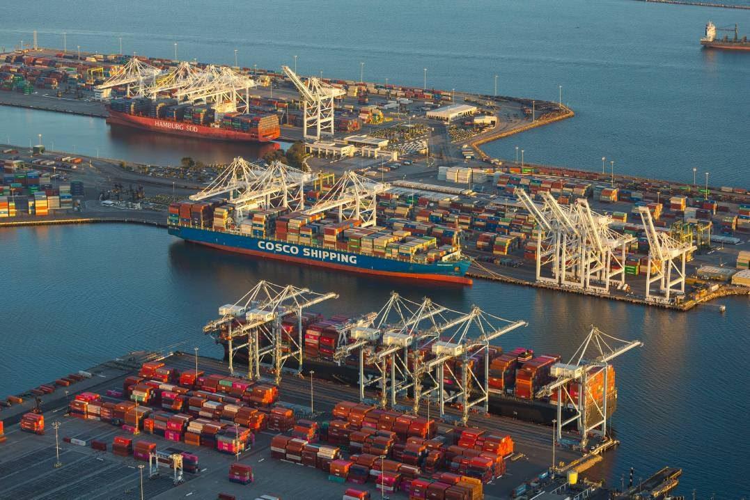 Puerto de Long Beach: Los volúmenes de carga de junio se mantienen fuertes en medio de señales de estabilización