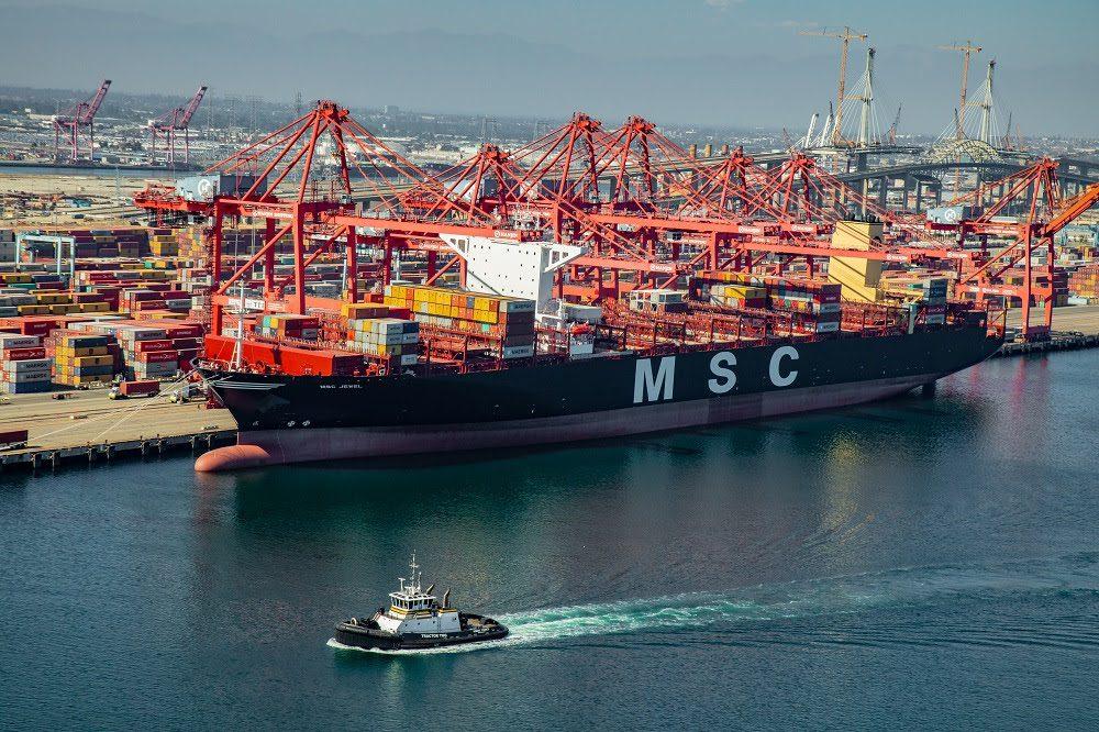 MSC y Shell colaborarán en la descarbonización del transporte marítimo