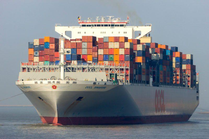 Los resultados del segundo trimestre de OOCL confirman la «turboalimentación» de las líneas de fondo de los transportistas