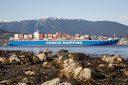 COSCO Shipping hace un pedido de 10 portacontenedores por valor de 1.500 millones de dólares