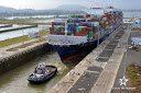 Más tránsitos por el Canal de Panamá ponen de relieve el repunte del comercio mundial