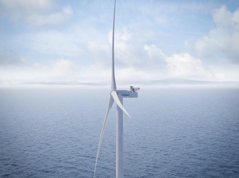 Las gigantescas turbinas de Vestas, elegidas para el primer parque eólico marino sin subvenciones de Alemania