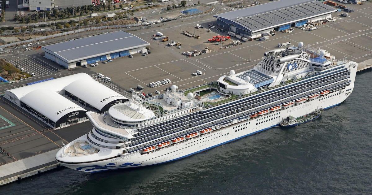 El crucero Diamond Princess de Carnival retrasa su regreso a la navegación hasta la primavera