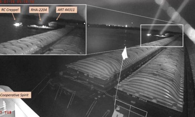 NTSB: Una comunicación insuficiente y un AIS inexacto provocaron UN fatal abordaje entre buques remolcadores en el bajo Mississippi
