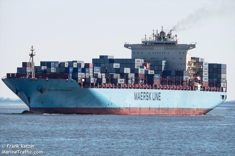 Australia detiene al capitán del Maersk tras dañar el cable submarino al garrear el ancla