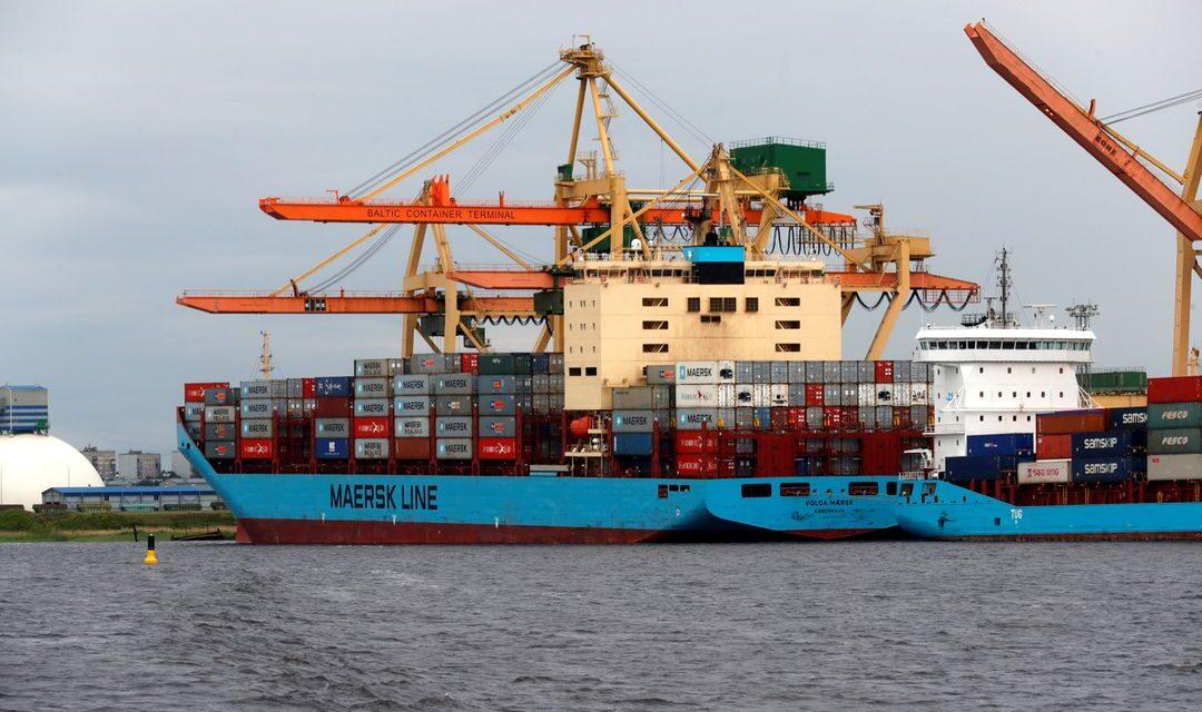 Los buques ecológicos de Maersk tienen la desventaja de ser los primeros en llegar