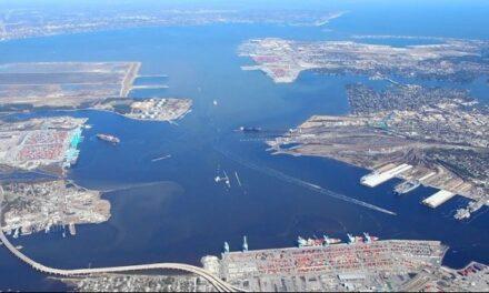 El puerto de Virginia amplía el contrato de Dominion Energy para crear un puerto eólico