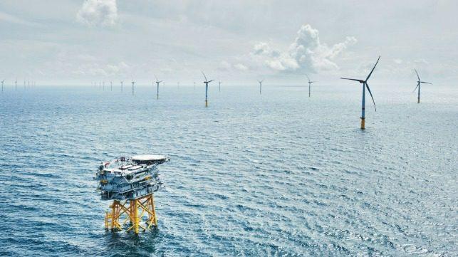 Dinamarca pondrá en marcha el mayor parque eólico marino de Escandinavia