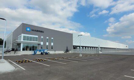 Maersk completa la nueva instalación de transbordo en la Columbia Británica para acelerar la entrega de la carga