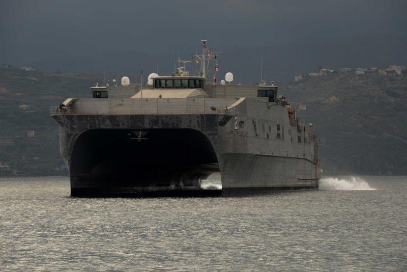 La Marina de los Estados Unidos pone en marcha la Estación Conjunta de Beirut