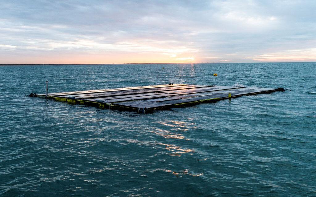 La UE abre una convocatoria de innovación de 10 millones de euros para la energía oceánica y las tecnologías solares flotantes en alta mar