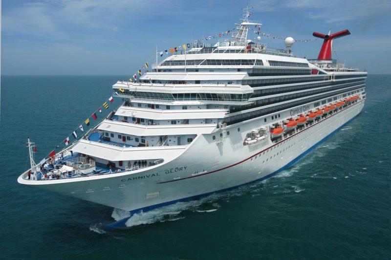 Carnival Corp va camino de reiniciar la mitad de su flota a finales de octubre